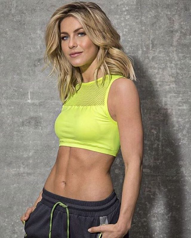 New photo from Julianne's MPG Sport Collection! DAYUM... Those abs tho. See her entire collection, link in bio! #JulianneHough