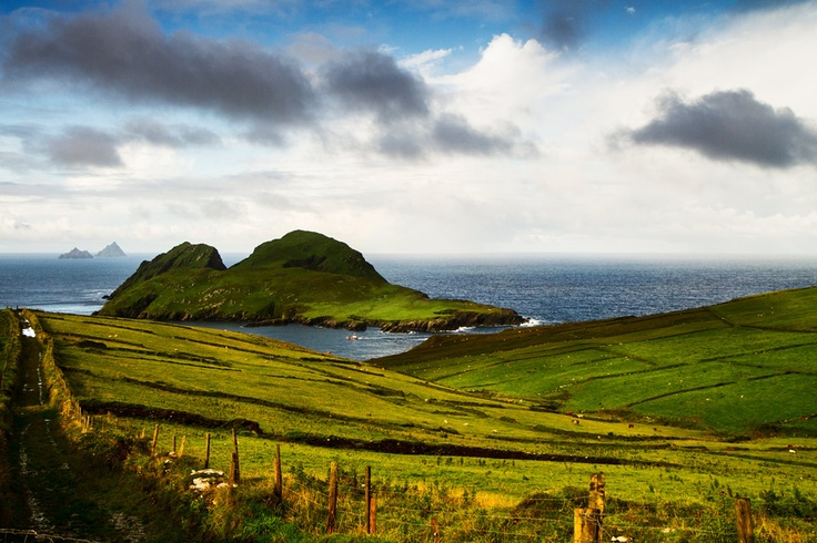Good morning Irland by Federica Violin, via 500px
