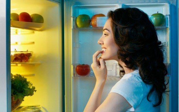 Healthy Eating Breaking Late Night Snack Habit