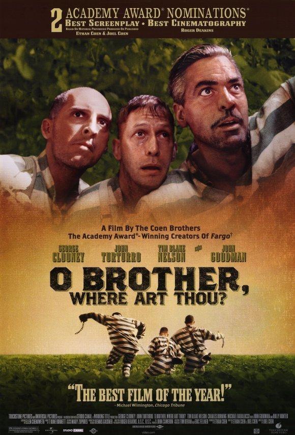 O BROTHER (2000)