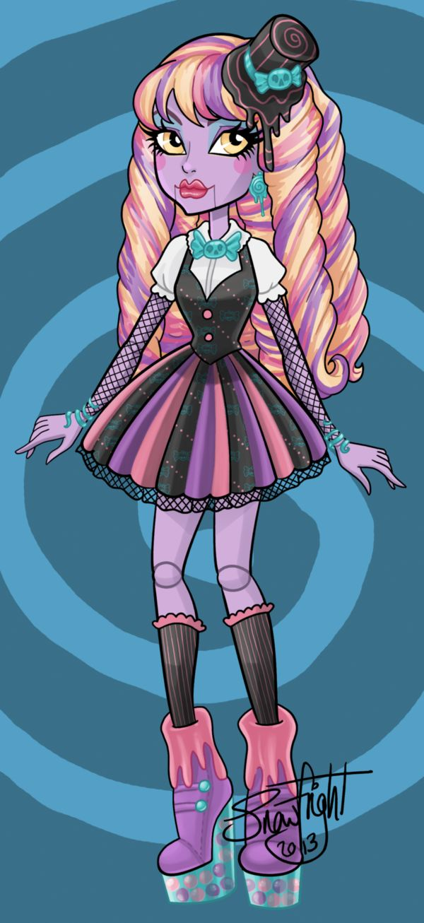 88 best Monster high images on Pinterest Monster high dolls - copy monster high gooliope jellington coloring pages