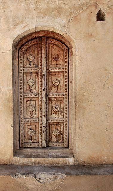 Similar to our antique door.