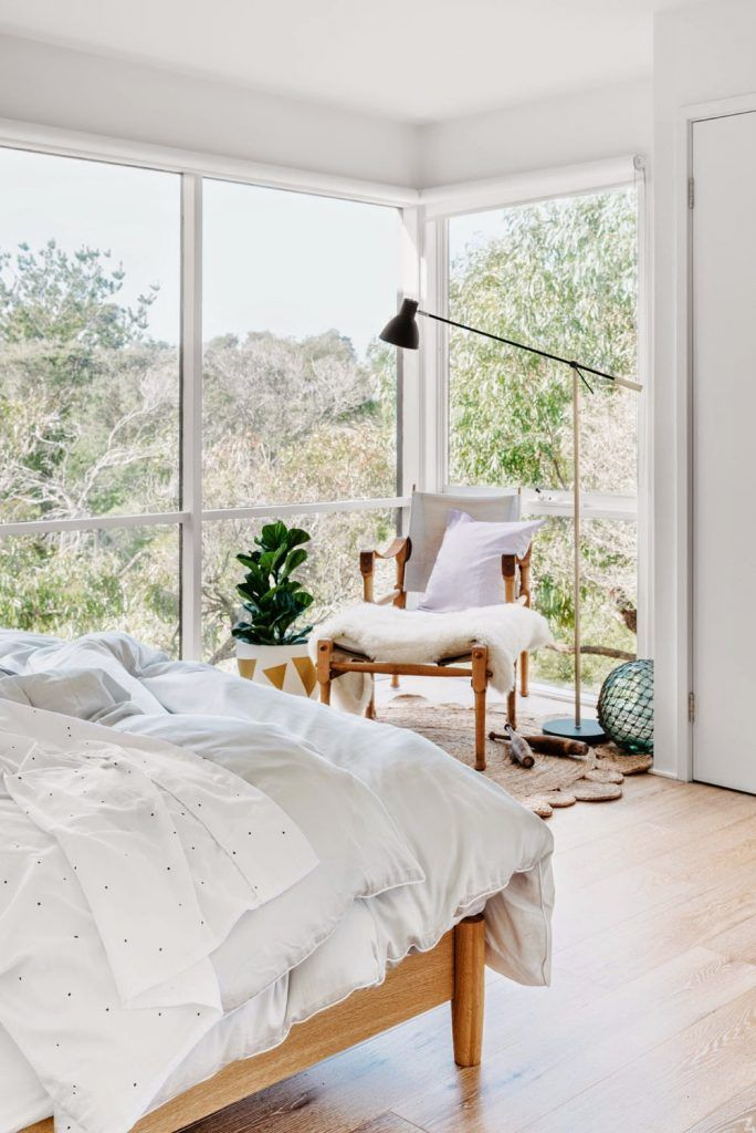 How To Make Your Small Bedroom Look Bigger Modern Home Decor House Interior Interior Remodel Bedroom Inspiration for your bedroom window