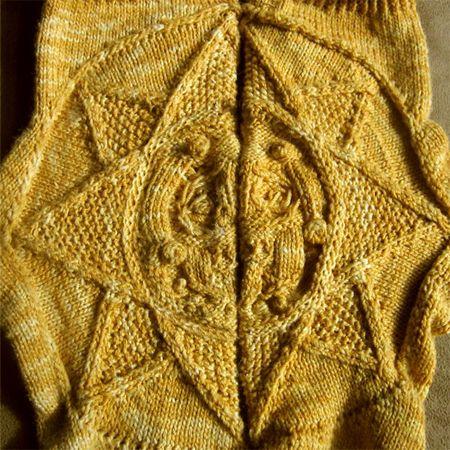 287 Best Knitted Heritage Images On Pinterest Fingerless Gloves