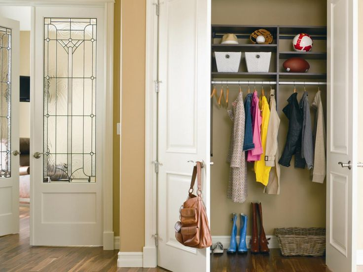 A Foyer Closet Just Off The Main Entrance Provides Adequate Space For Coats  And Jackets Plus Room For A Few Sports Items At The Ready For That  Impromptu Tag ...
