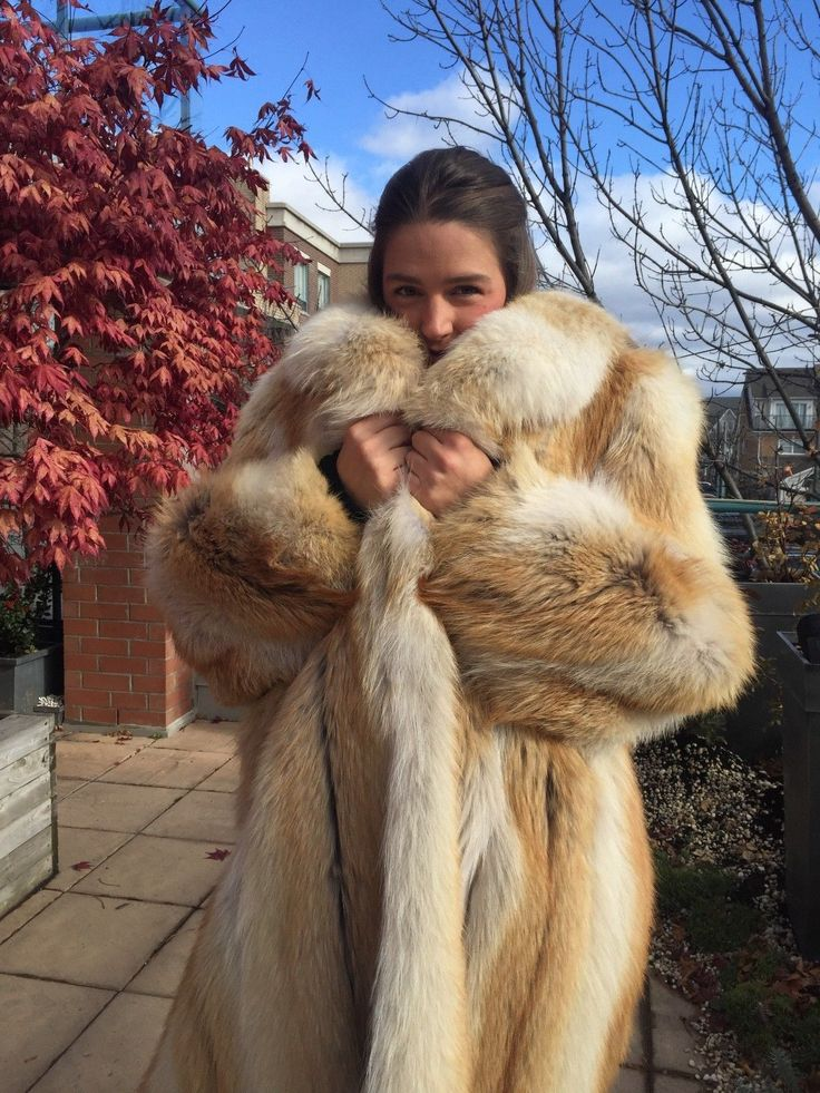 Les 25 meilleures id es de la cat gorie coyote fur coat - Traumzimmer fur teenager ...