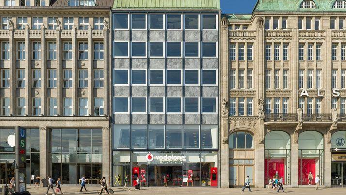 Café Ferdinand in Hamburg, Germany by Aerogram Studio | Yatzer