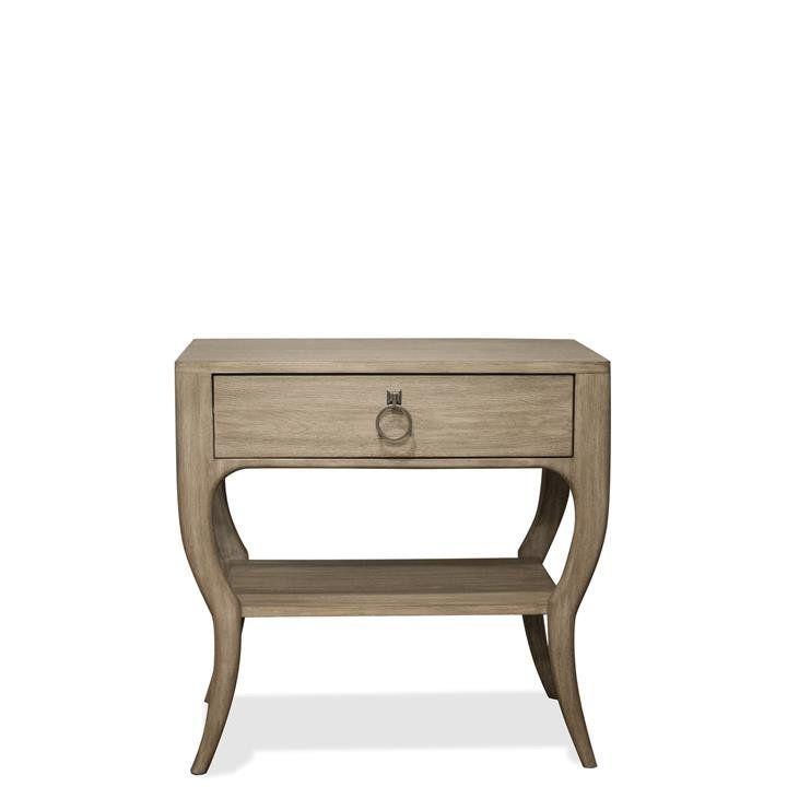 Almazan 1 Drawer Nightstand Riverside Furniture Furniture Nightstand