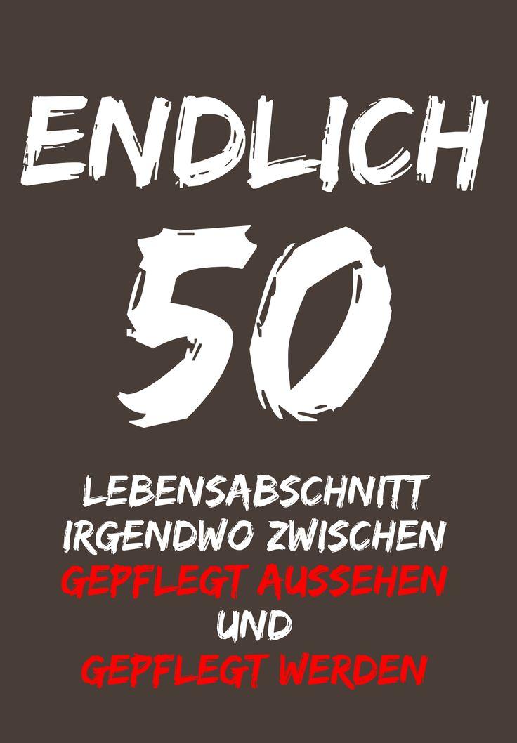 50 Geburtstag | Sprüche zum 50, Geburtstag mann lustig, 50 ...