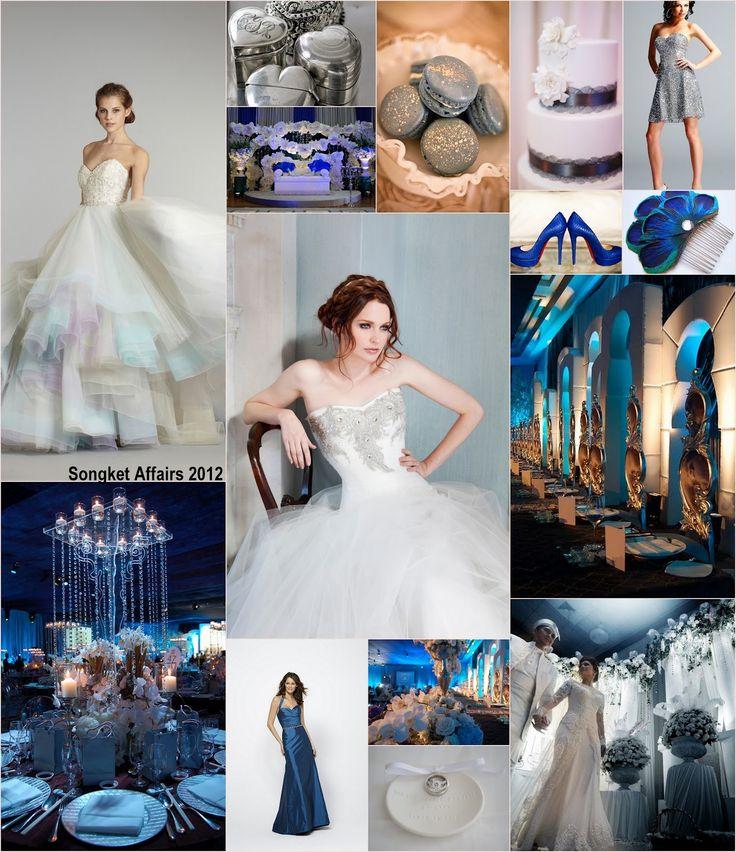 midnight summer dream wedding | Inspiration Songket Affairs : IB#233: Midnight Summer's dream