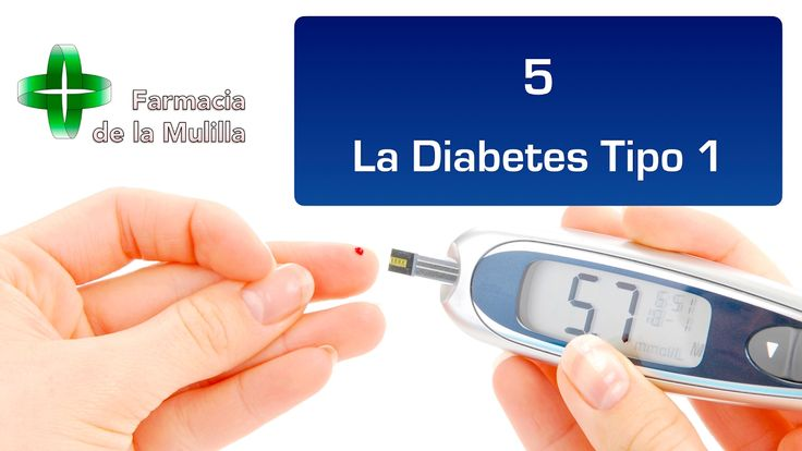 Charla DIABETES Video 5 La diabetes Tipo 1