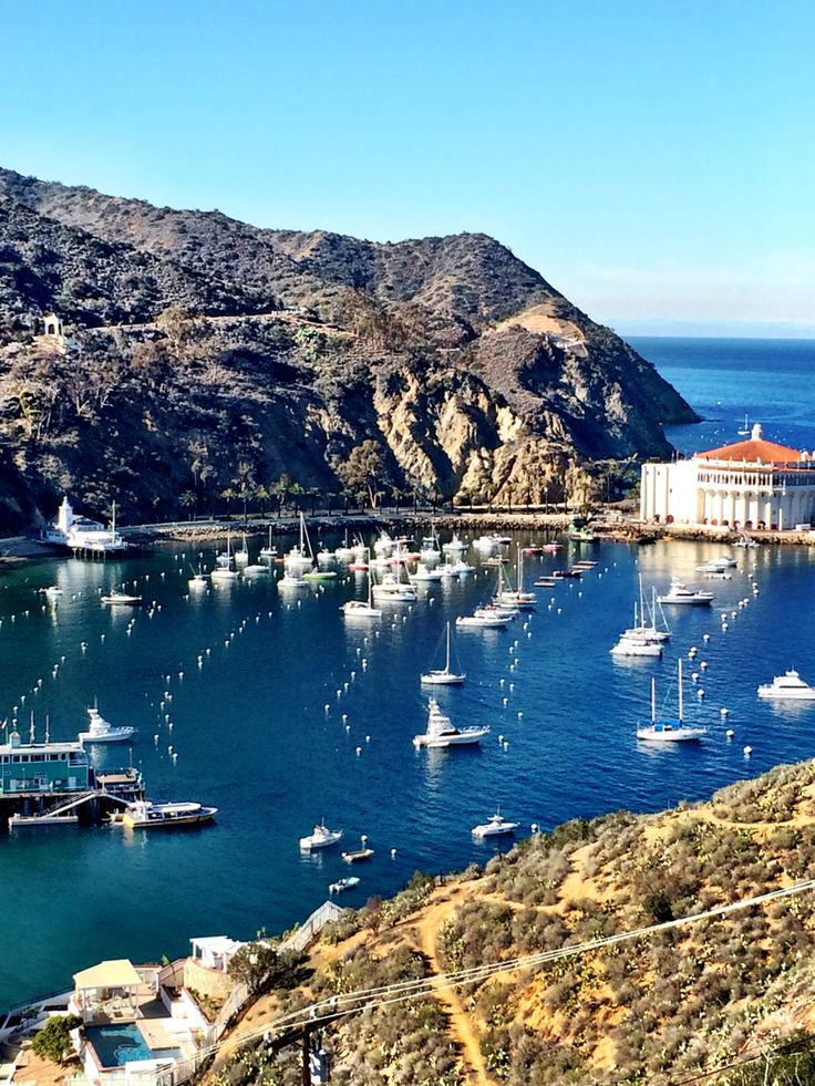 Catalina Island - Avalon, CA