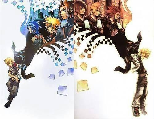 Ventus & Roxas | Kingdom Hearts