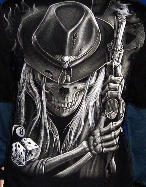 7 best western skull images on Pinterest | Skull art ...