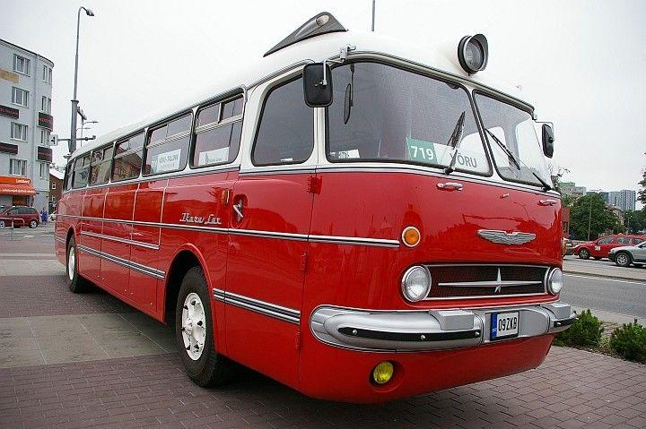 IKARUS USSR BUS