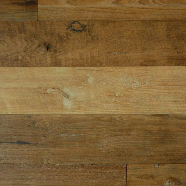 Naked Teak Engineered Flooring & Paneling - TerraMai