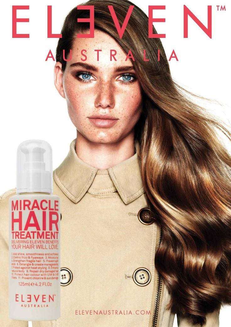 Eleven Australia's amazing Miracle Hair Treatment
