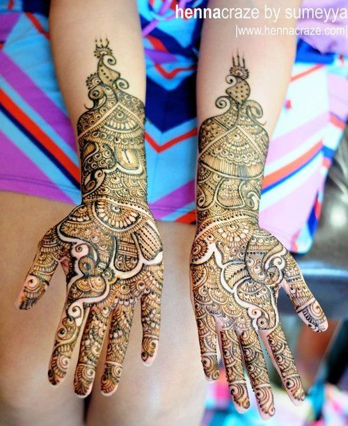 Mehndi Designs Jobs : Best images about bridal mehndi in the world on