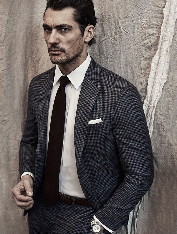 Glass Magazine (Summer 2014) ~ David James Gandy