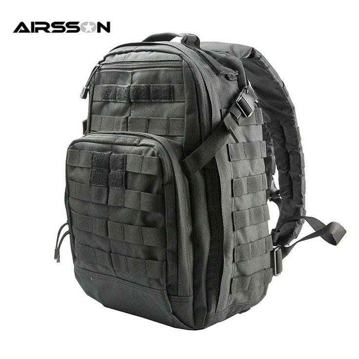 40L Outdoor Multifunctional Climbing Backpack Hunting Storage Bag Military Tactical Molle Rucksack Travel Hiking Fishing Bag