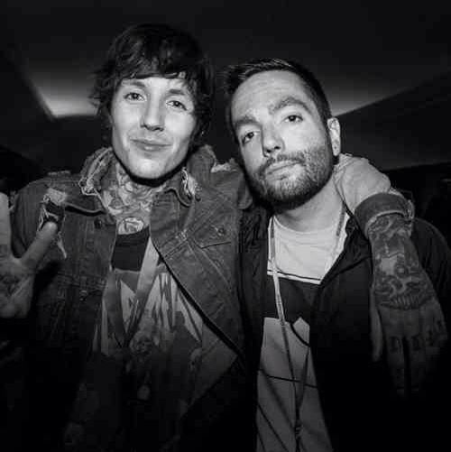 Oliver Sykes (Bring Me The Horizon) | Jeremy McKinnon (A Day To Remember)