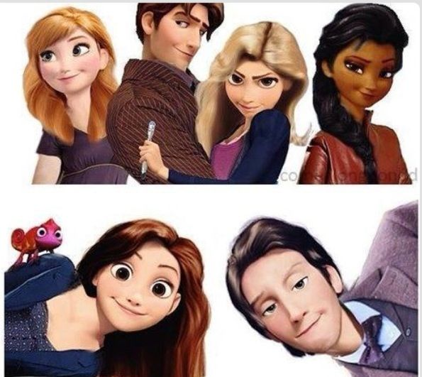 Doctor Who+Disney