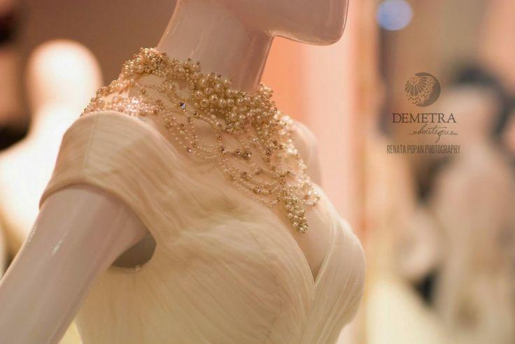 Demetra Boutique – Un mic Paradis al rochiilor de mireasa si al rochiilor de gala