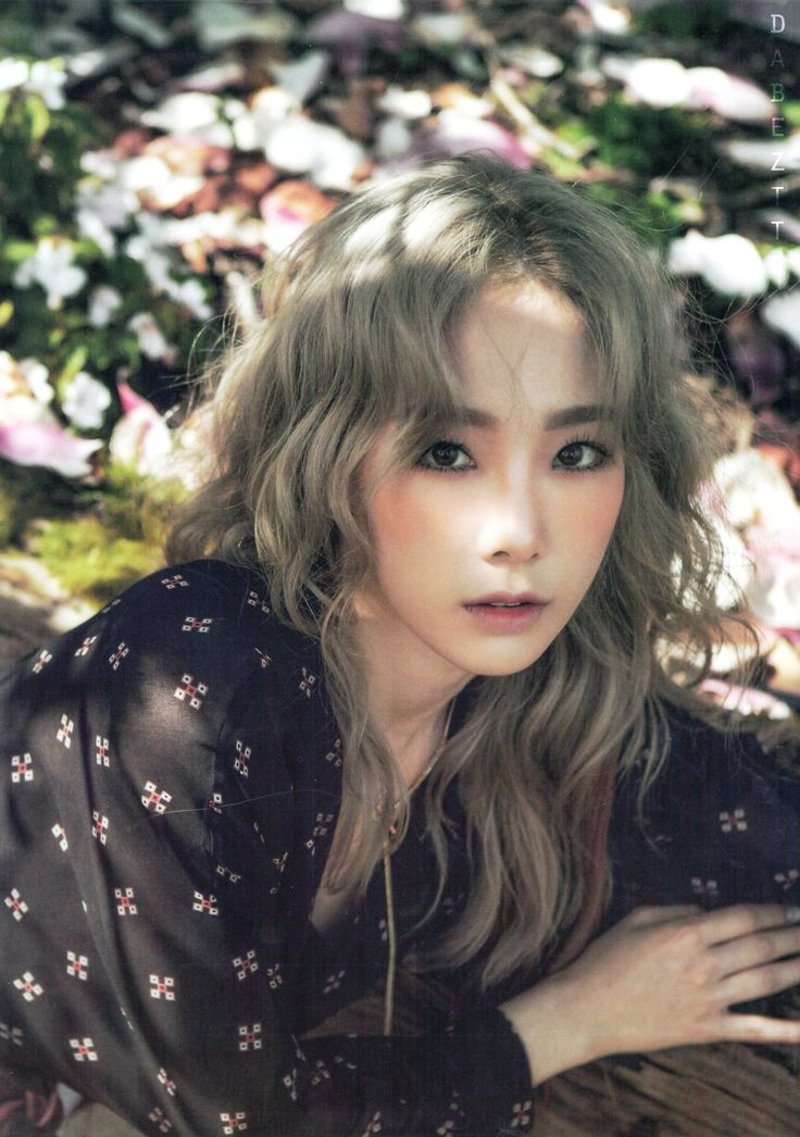 "Taeyeon- ""I"" 1st Mini Album Photo Shoot"