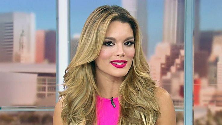 La actriz nos contó cómo va la relación con su novio y de su nuevo show 'La Revista de Zuleyka' que se estrenará por Unimás.