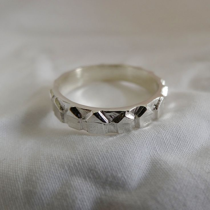 Terrace houses ring by StudioContinuum on Etsy