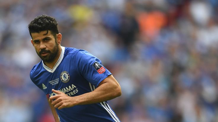 Reports: Costa's agent Jorge Mendes meets with AC Milan