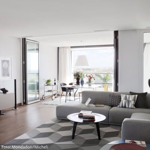 wohnzimmer muster - Wohnzimmer Modern Eingerichtet