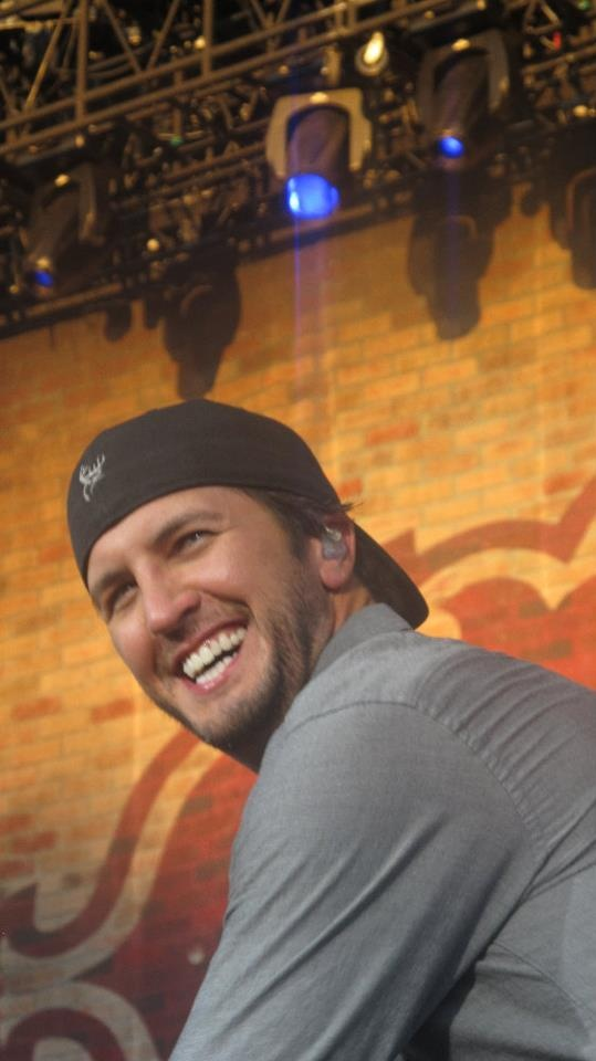 Luke Brian... Need I say more?