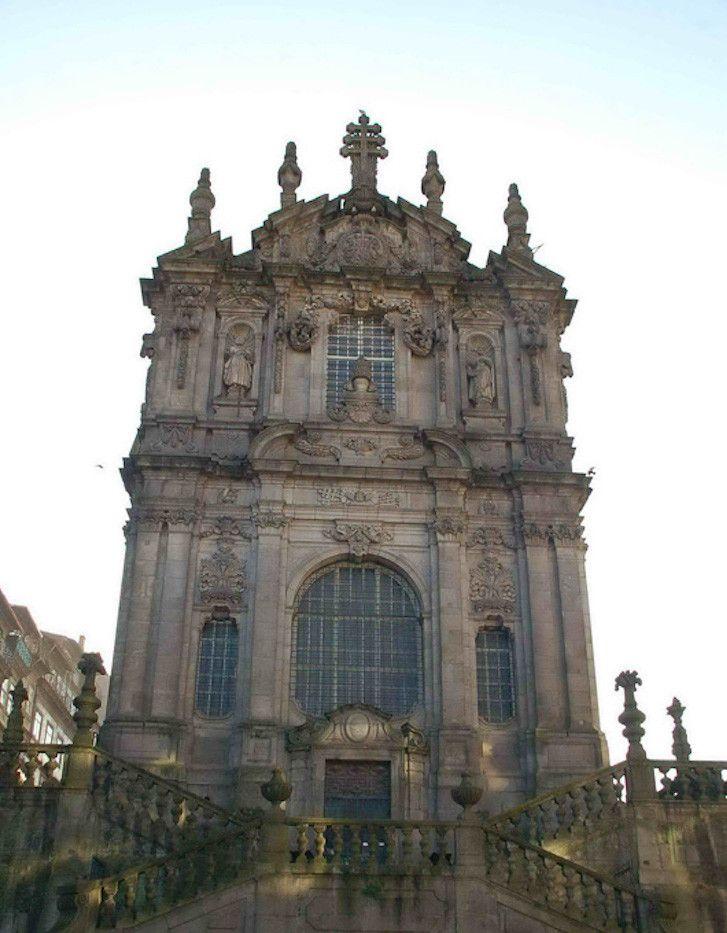 Torre dos Clérigos, Porto, Portugal   Viaje Comigo