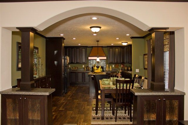 Pictures Of Manufactured Homes Interior Glamorous Design Inspiration