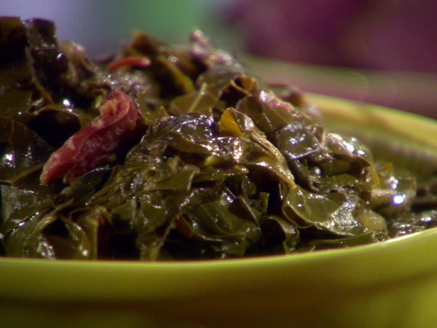 turnip greens, collard greens and mustard greens ~ the smell of home and honey's cooking