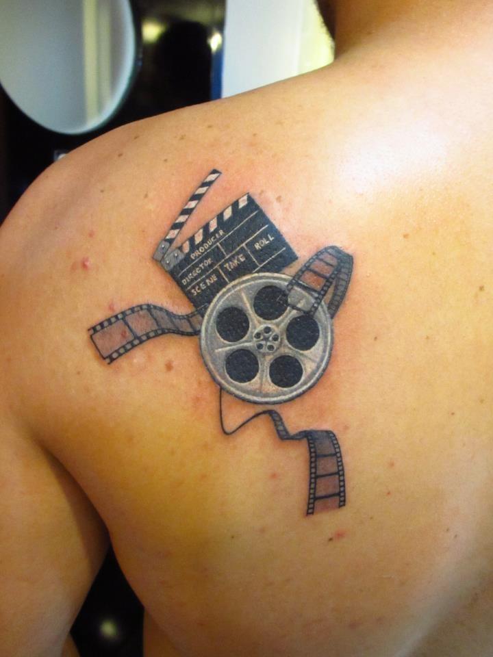 Filmmaker's | Tattoos | Pinterest