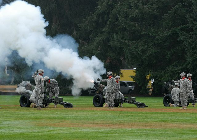 7th Infantry Division Reactivation Ceremony by The U.S. Army, via Flickr