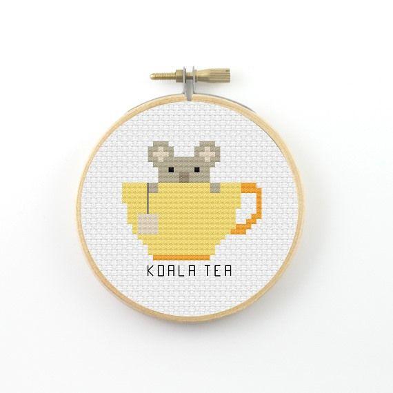 Funny Friday: Koala tea