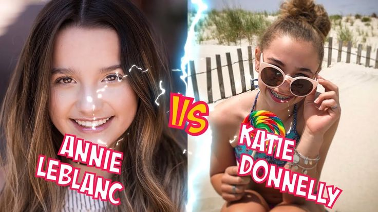 Annie LeBlanc VS Katie Donnelly l Battle Musers l Musical.ly Compilation