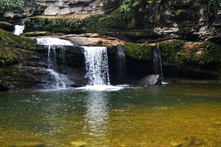 Colombia - Pozo Negro, cascadas fin del mundo, Mocoa, Putumayo.