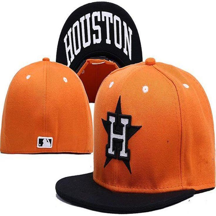 wholesale hat letter fitted hats baseball cap team flat brim size fans houston astros caps online