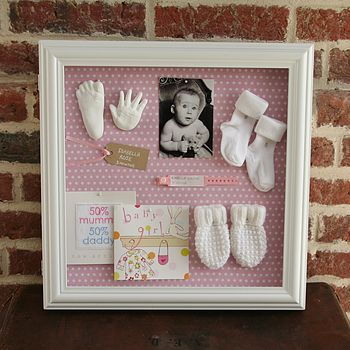 children's shadow box frame by sweet william designs | notonthehighstreet.com