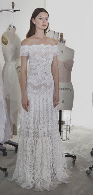 Featured Dress: Lihi Hod; Wedding dress idea.