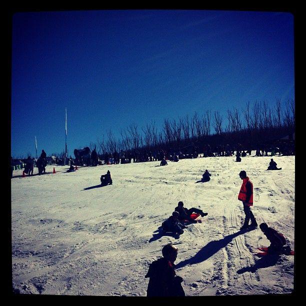 Lake Mountain Ski Resort, Marysville, Victoria, Australia