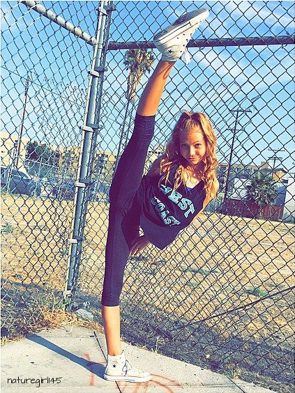 (Nadia Turner) Hey Guys I'm Nadia,I am 17 and also a dancer at West Coast Dance,I have a little sister named Ruby Turner!~Intro?