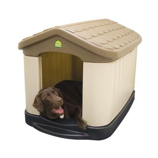 Good Tuff N Rugged Large All Weather Double Insulated Dog House