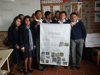 Estándares básicos de compentecias.  Qhapaq Ñan - Colombia