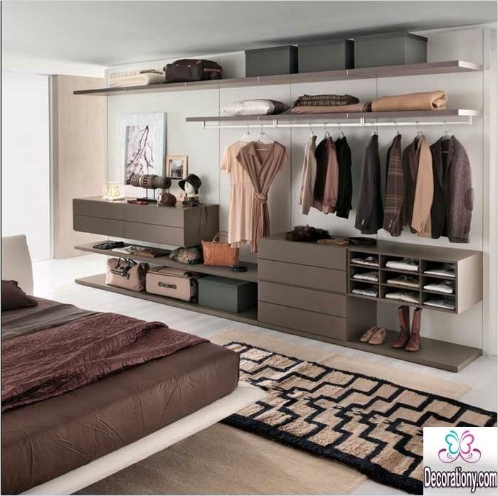42 Creative Small Room Storage Ideas 23 Best Small Bedroom Ideas And Sma Small Bedroom Ideas For Couples Small Bedroom Storage Apartment Decorating On A Budget
