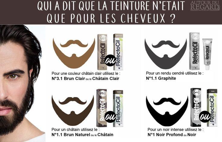 Cet été dites Adieu aux barbes rousses !   Avec les teintures #RefectoCil  à découvrir sur : www.autour-du-regard.com  #crueltyfree